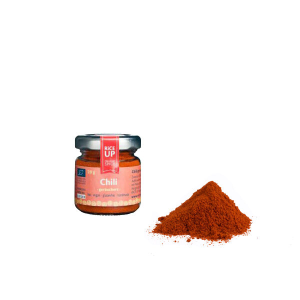 Packshot Geräuchertes Chili