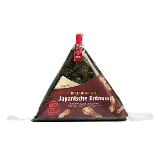 Packshot Onigri Japanische Erdnuss